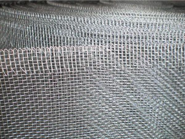 square hole wire mesh