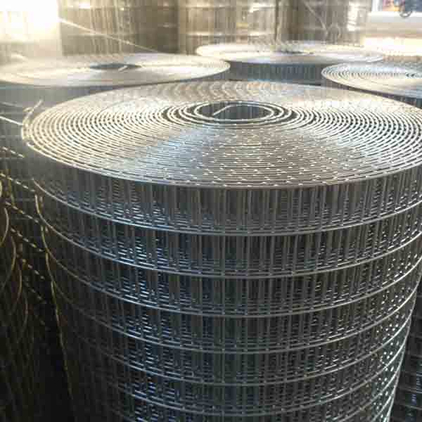 Welded Wire Mesh Panels Production