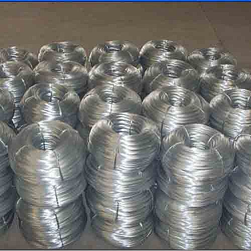 Hot Dipped Galvanized Wire  For Sale