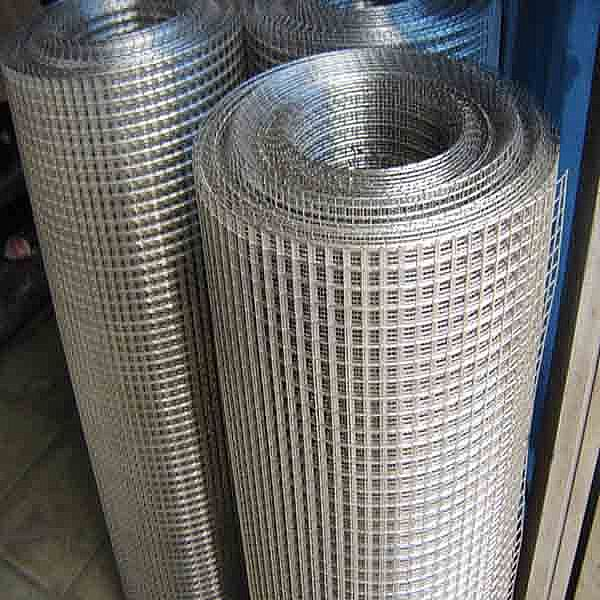 Electro Galvanized Welded Wire Mesh Supplier