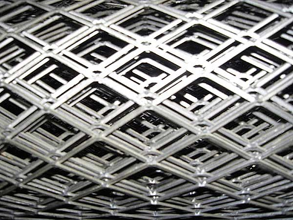 Aluminum Expanded Metal Mesh For Sale
