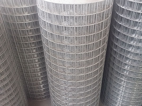 Galvanized Weled Wire Mesh