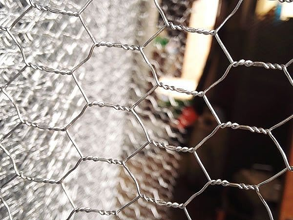 Galvanized Hexaognal Wire Mesh