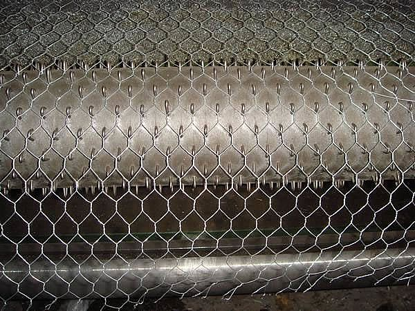 Stainless Steel Hexaognal Wire Mesh