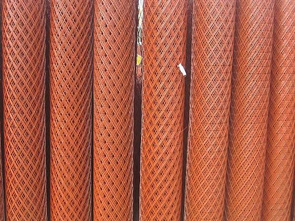 Powder Coated Expanded Metal Mesh